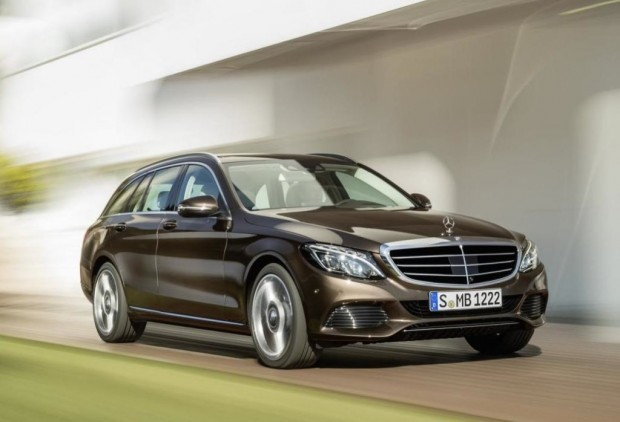 Mercedes-Benz Clase C Estate 2015