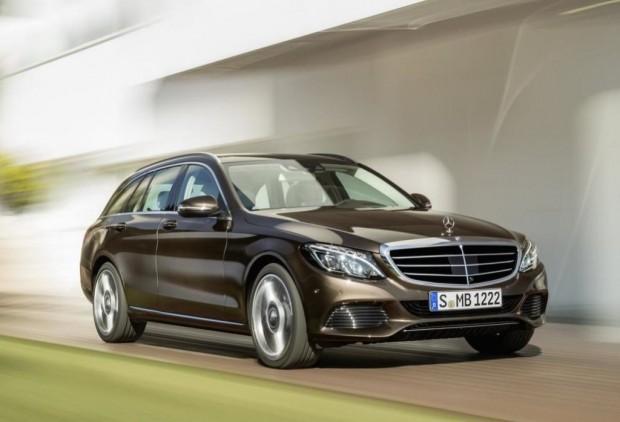 Mercedes-Benz Clase C Estate 2015