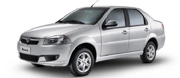 Fiat Siena EL MY 2015, Lanzamiento en Argentina
