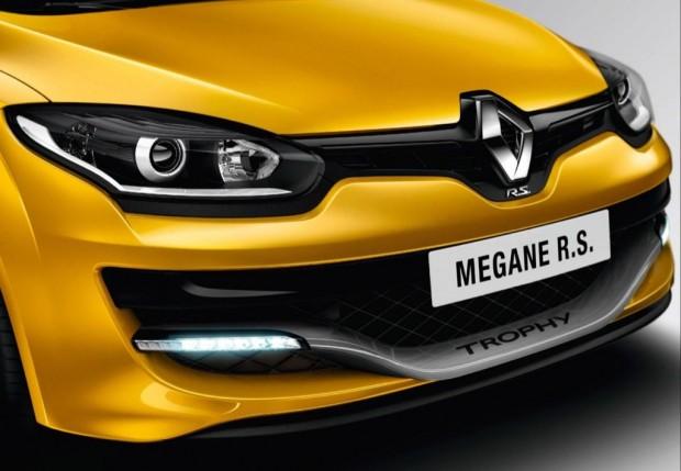 Renault Megane Trophy 275