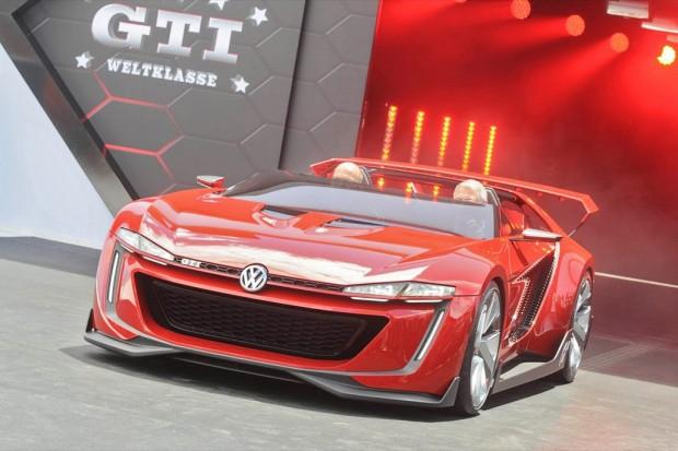 Volkswagen Golf GTI Roadster Concept
