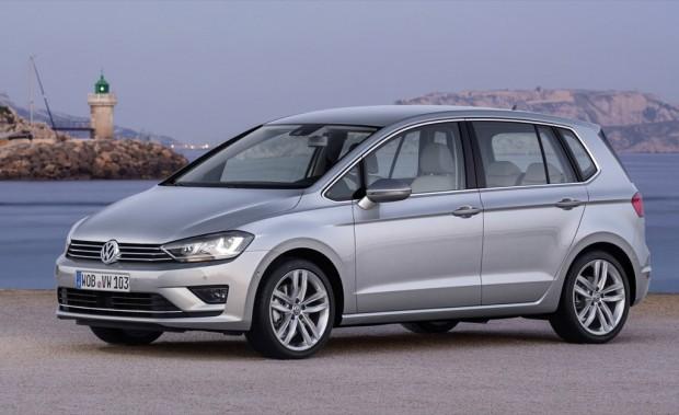 Volkswagen Golf Sportsvan, Detalles y Nuevas Imágenes