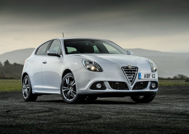 Mencion de Honor para el Alfa Romeo Giulietta