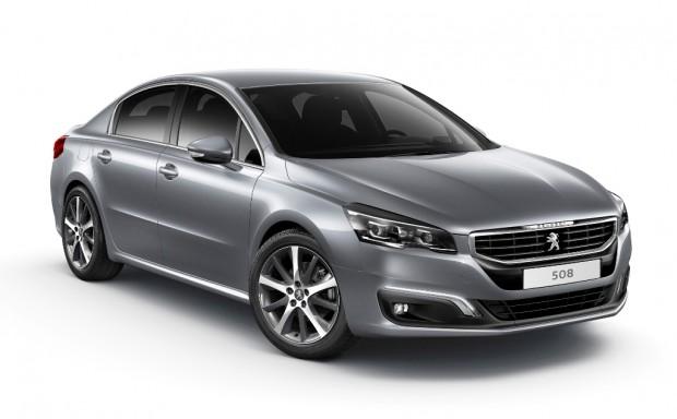Nuevo Peugeot 508 2015