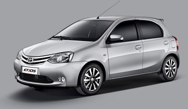 Toyota Etios, serie especial Platinum