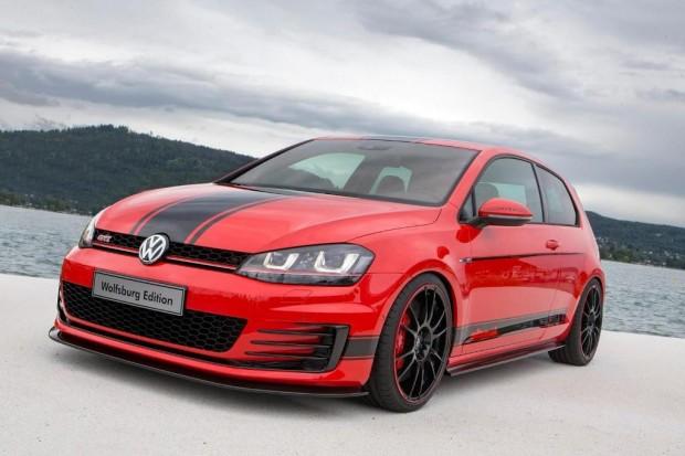 Volkswagen Golf GTi Wolfsburg Edition con 380CV de potencia
