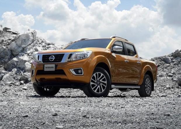 Nueva Nissan Frontier 2015