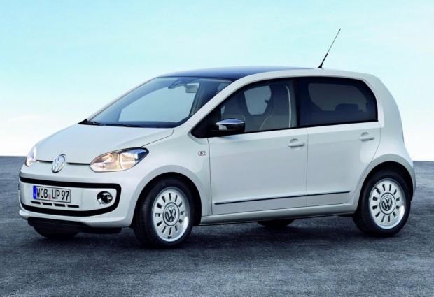 Volkswagen Up!, precios y versiones