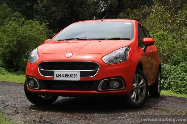 Fiat Punto Evo restyling 2015