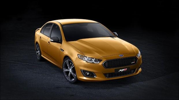 El nuevo Ford Falcon 2015 se presenta en Australia