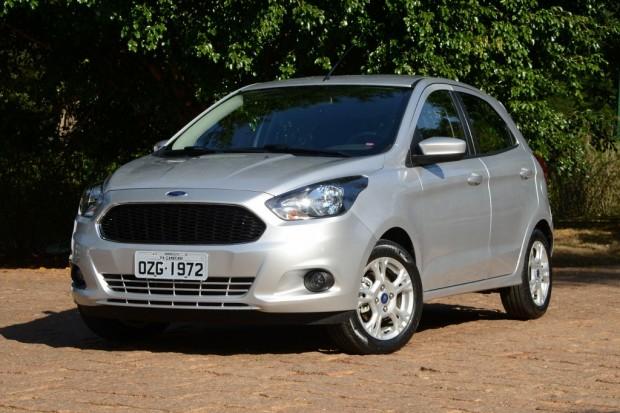 Nuevo Ford Ka, versiones y equipamiento disponibles en Brasil