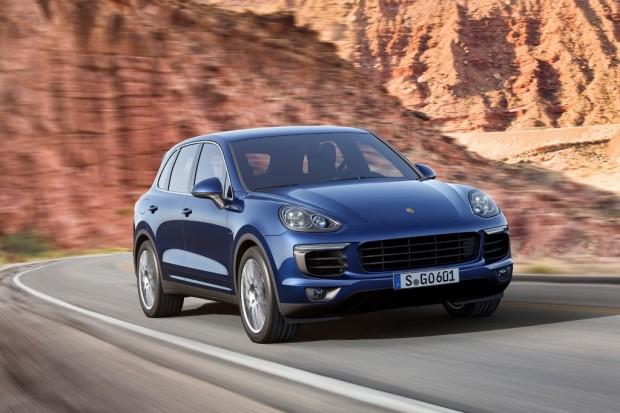 Nuevo Porsche Cayenne 2015