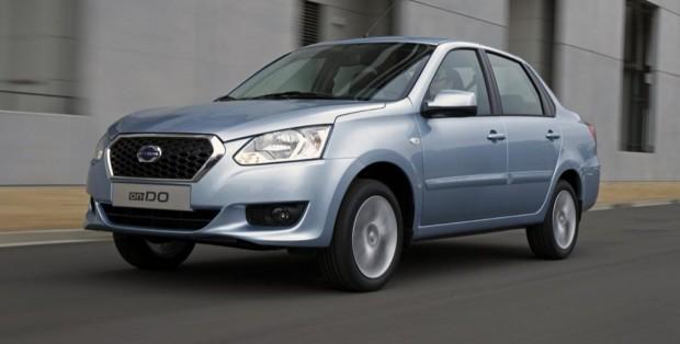 Nissan Comienza a Producir el Datsun on-DO