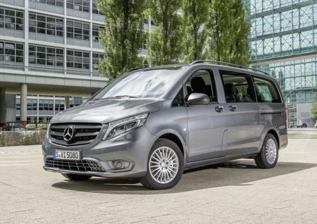 Mercedes Benz Vito 2014