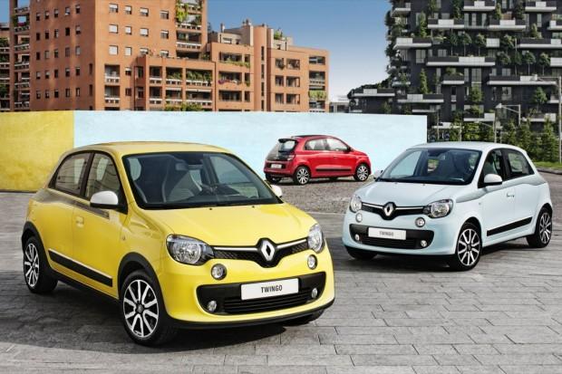 Nuevo Renault Twingo, Más Imágenes