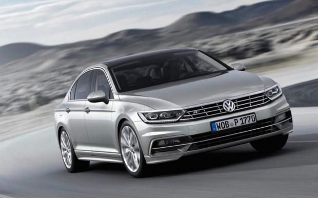 Nuevo Volkswagen Passat 2015