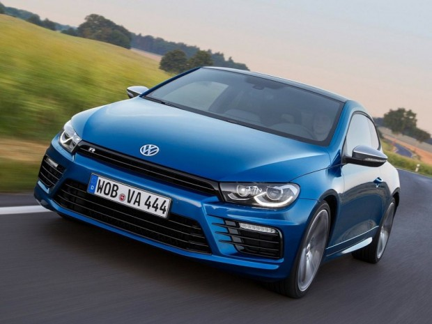 Volkswagen Scirocco 2015, Detalles