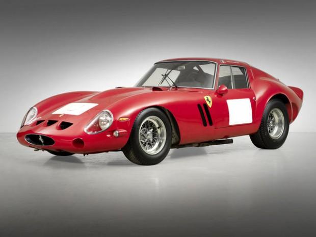 Record: Ferrari 250 GTO de 1962 vendida a 38 millones de dolares