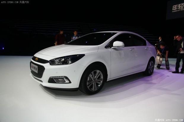 El nuevo Chevrolet Cruze con Motor 1.4 Turbo de 148HP