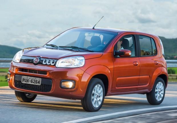 Nuevo Fiat Uno Evolution 2015