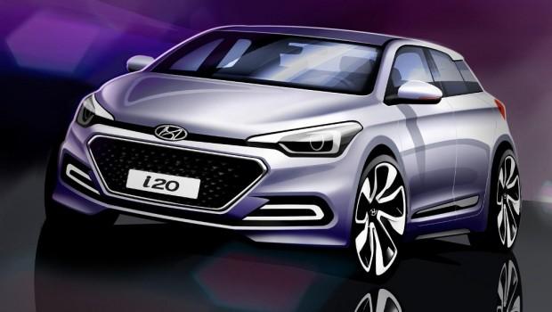 Nuevo Hyundai i20, primeros teaser oficiales