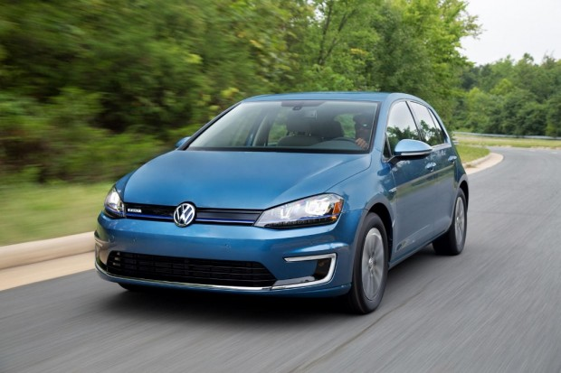 Volkswagen e-Golf 2015 disponible en USA por 35.445 dólares
