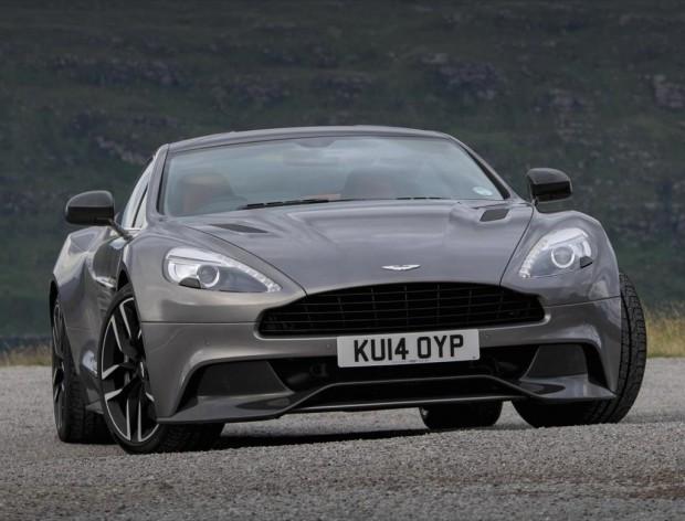Aston Martin Vanquish y Rapide S 2015