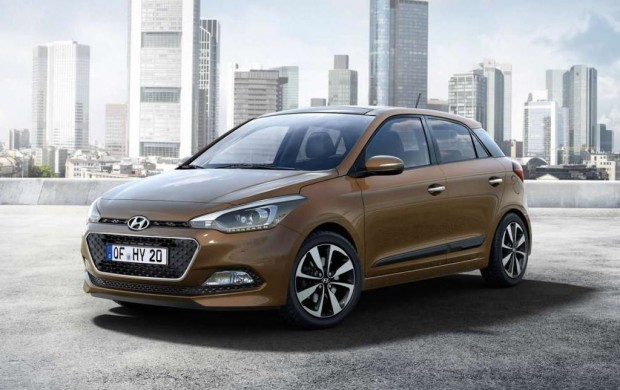 Nuevo Hyundai i20 2015