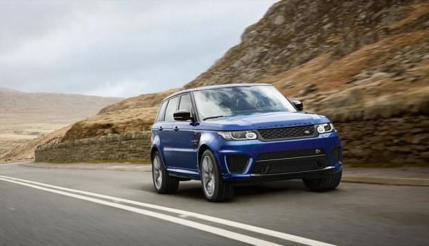 Range Rover Sport SRV 2015