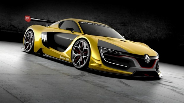 Renault Sports R.S. 01