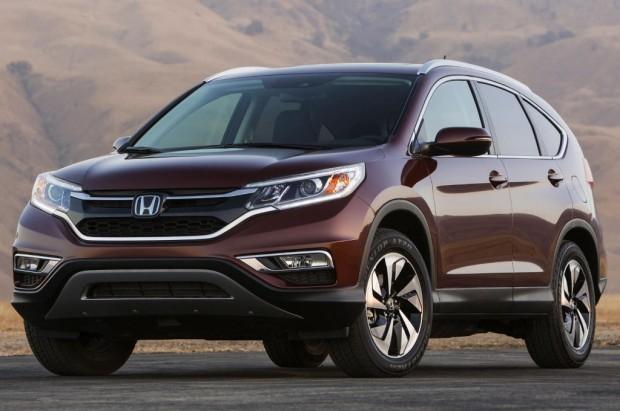 Honda CR-V 2015, primera imagen oficial