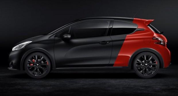 """Peugeot 208 GTi """"30 Aniversario"""""""