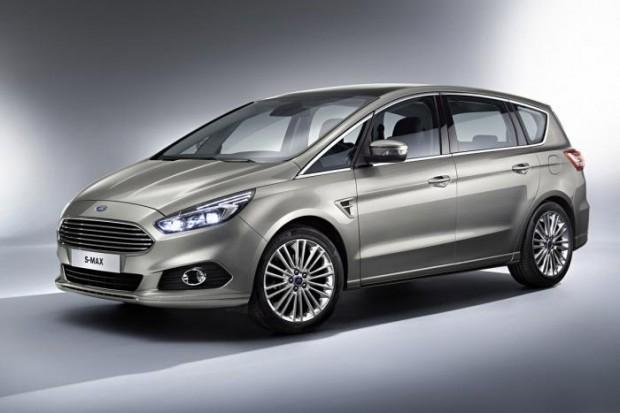 El nuevo Ford S-Max 2015 será presentado en el Salón de Paris