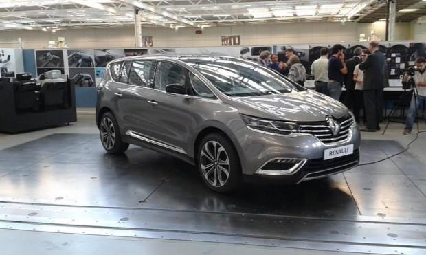 Nueva Renault Espace, Primeras Imágenes