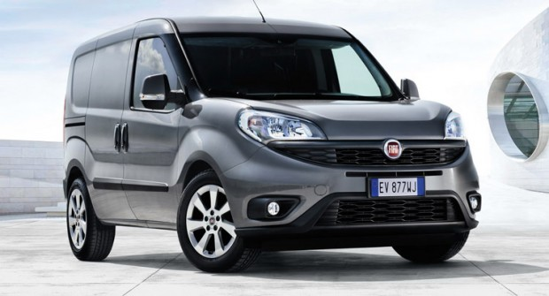 Nuevo Fiat Doblo gama 2015