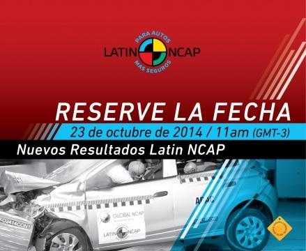 LatiNcap, nuevos resultados el próximo 23 de Octubre