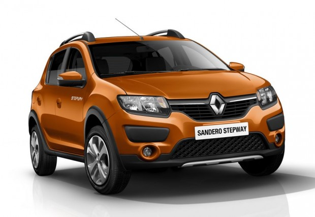nuevo renault sandero stepway 2015 mundoautomotor. Black Bedroom Furniture Sets. Home Design Ideas