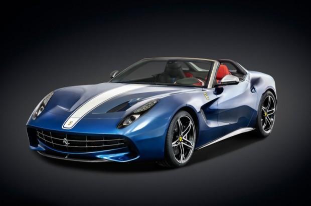 Ferrari F60 America descapotable