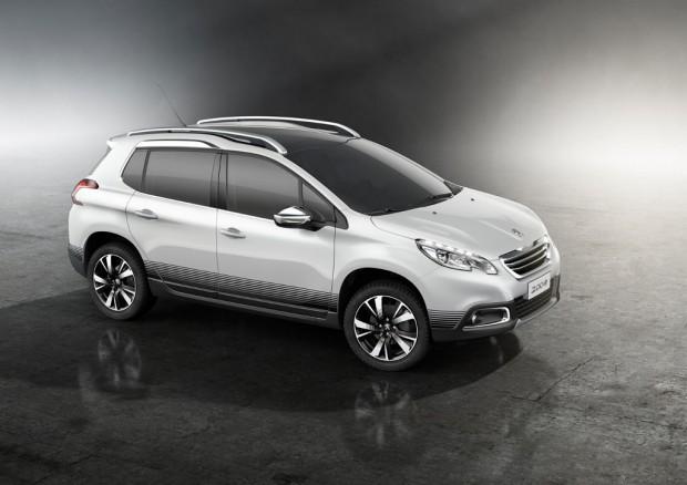 Peugeot 2008 Mercosur, primeras imagenes oficiales
