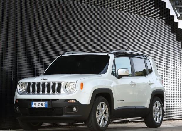 El Jeep Renegade para el Mercosur se presentó en el Salón de San Pablo