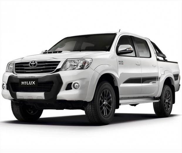 Toyota Hilux Limited disponible desde 463.400 pesos