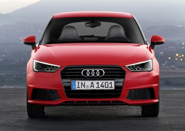 Audi A1, Renovado para 2015