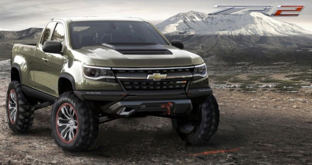 Chevrolet Colorado ZR2