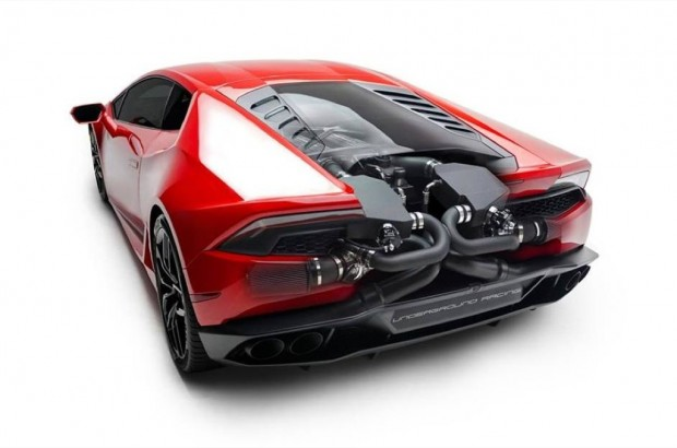 Lamborghini Huracán Twin-Turbo