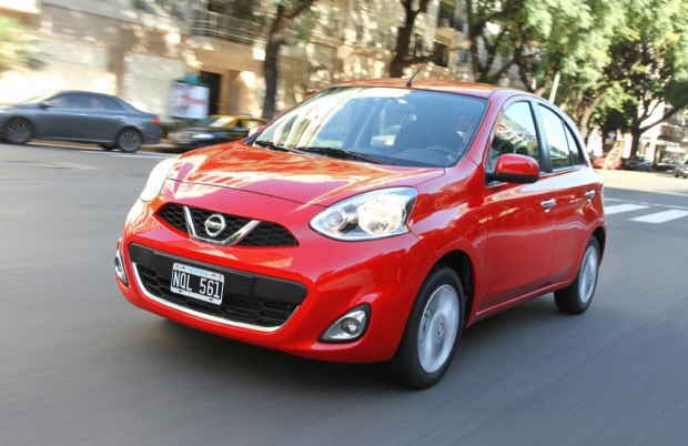 Nissan March Active desde 129.750 Pesos