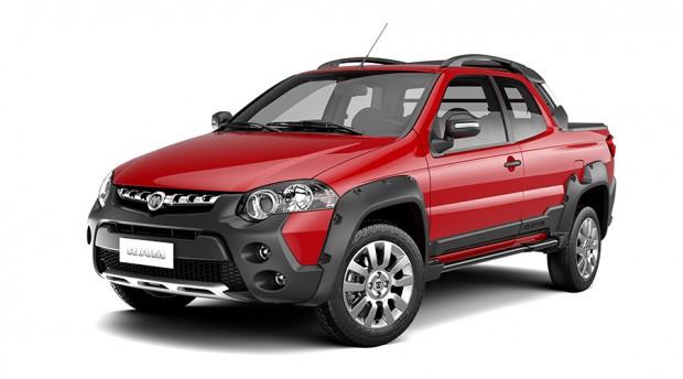 RAM 700, La Fiat Strada para México