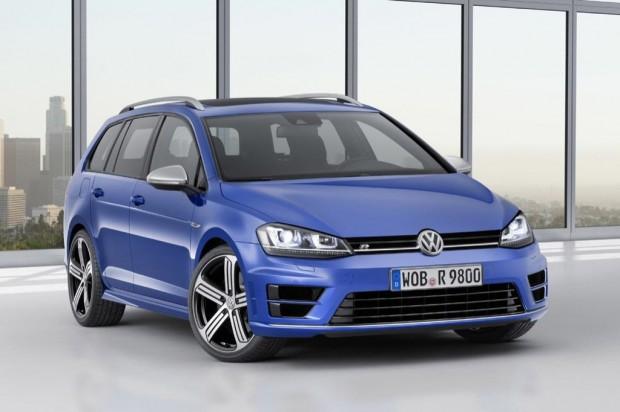 Nuevo Volkswagen Golf R Variant