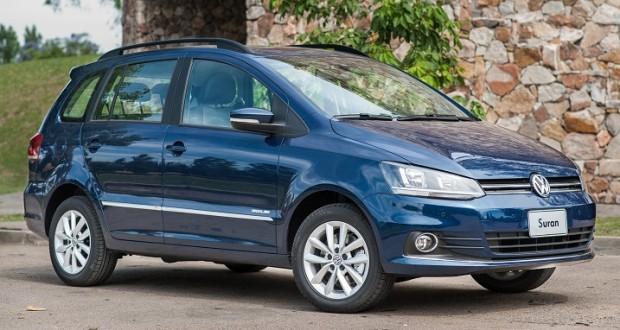 Nueva Volkswagen Surán 2015