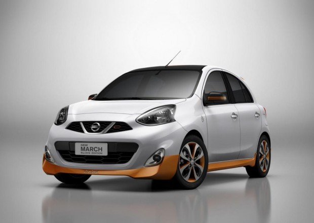 Nissan March Río 2016