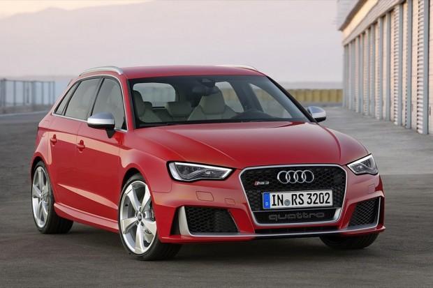 Nuevo Audi RS3 Sportsback